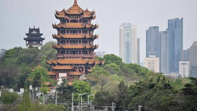 wuhan a no1 coveted domestic travel destination for chinese people