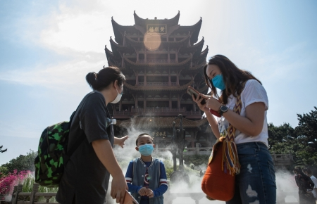 Wuhan a No.1 coveted domestic travel destination for Chinese people