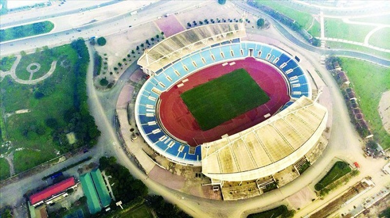 my dinh stadium a top 5 best stadiums in southeast asea