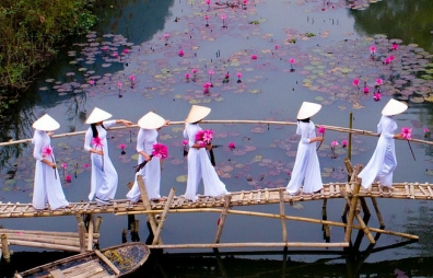 Vietnamese photographer wins first prize in Agora