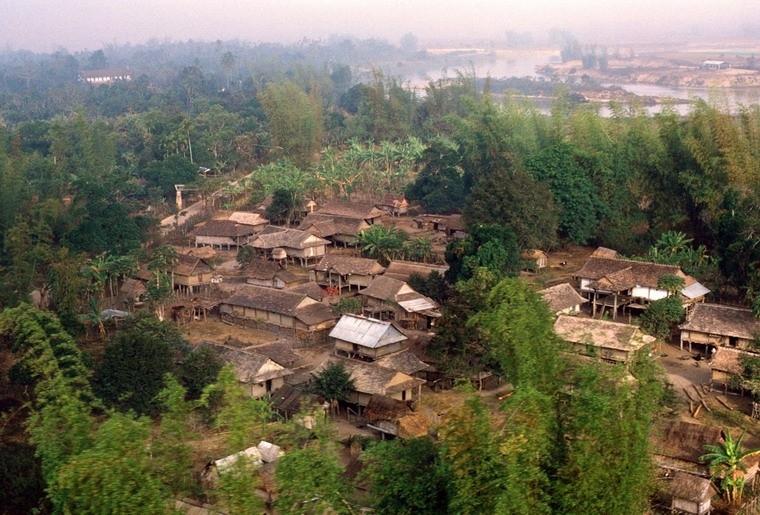 rare color photos of untouched gia lai kon tum in the 1970s