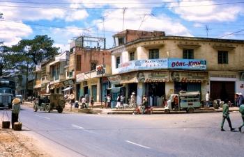 rare colorful photos of pristine gia lai kon tum in the 1970s
