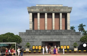 ho chi minh mausoleum temple of literature to resume travel activities