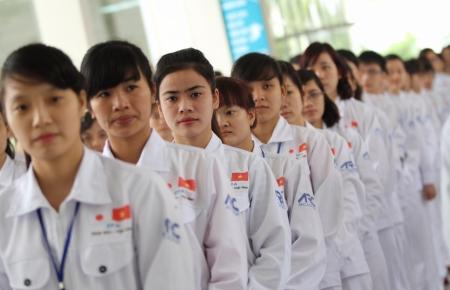 COVID-19-hit Vietnamese workers in Japan to receive welfare
