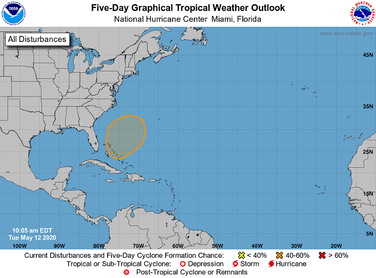 world news today early signs of hurricane season detected in the atlantic
