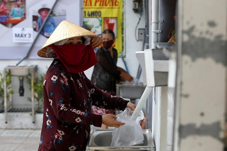 Vietnam 'Rice ATM' goes beyond borders to 10 Southeast Asian countries