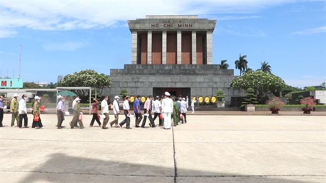 president ho chi minh lives on through the lives he touched