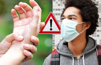 world news today tingling pain in hands a possible covid 19 indication