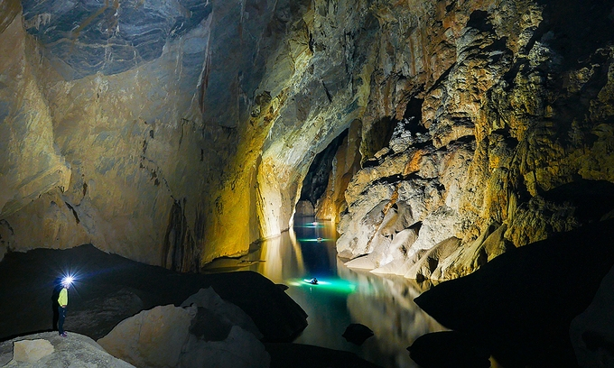 exclusive tours to son doong cave reopened in vietnam
