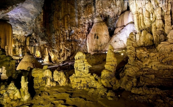 discover the alluring attraction of paradise cave