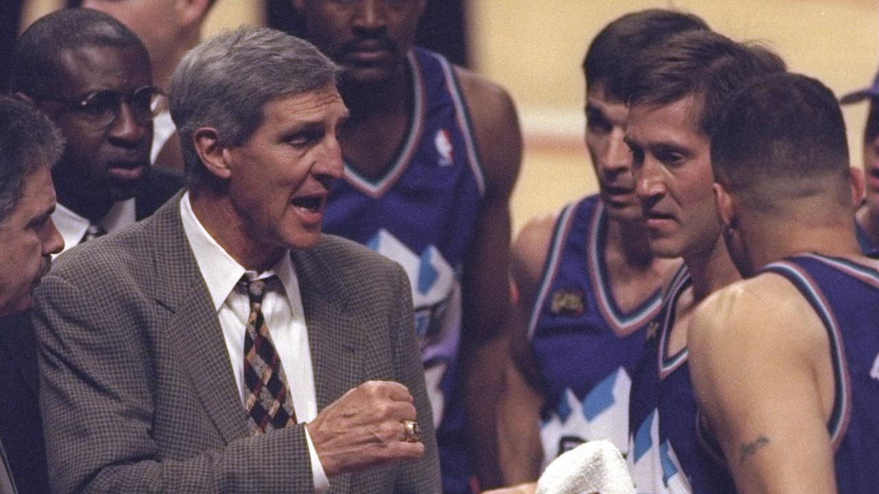jerry sloan utah jazzs legendary head coach passed away at 78