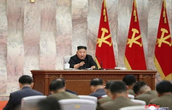 world news today kim jong un moves to increase north koreas nuclear strength