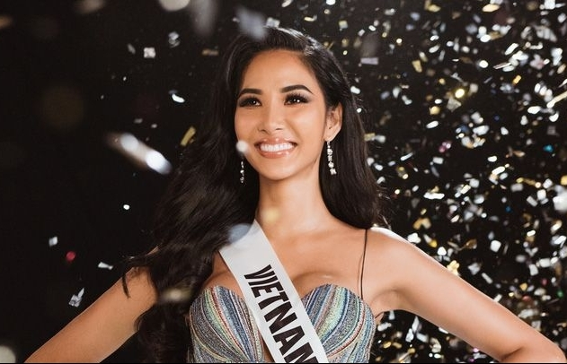 Hoang Thuy listed among top 100 beauties in the world