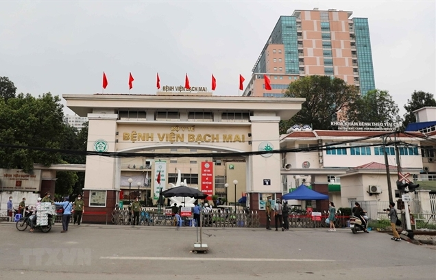 Hanoi's Bach Mai Hospital to reduce bed sharing rate