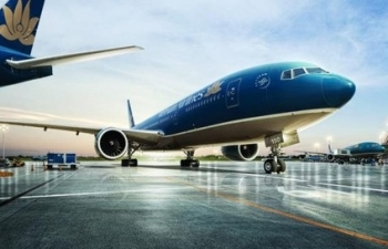 proposing to resume select international flights in vietnam