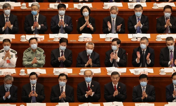 hong kong controversial national security law approved by china