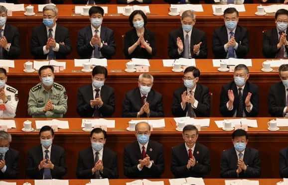 Hong Kong, controversial national security law approved by China