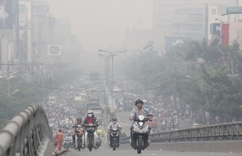 air quality in vietnam improved in may
