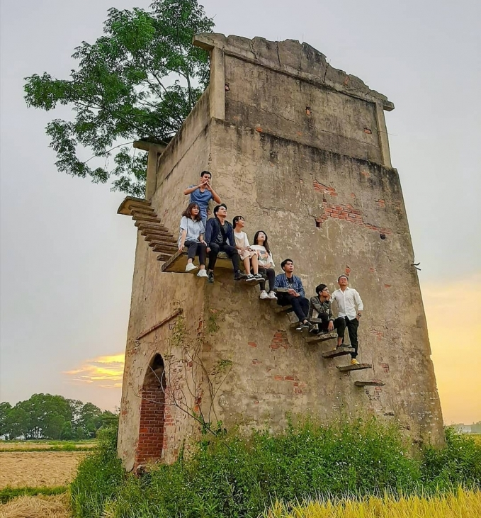 old brick kiln a new check in destination in hoi an vietnam