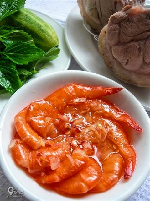 ba be fermented sour shrimp a must try in bac kan