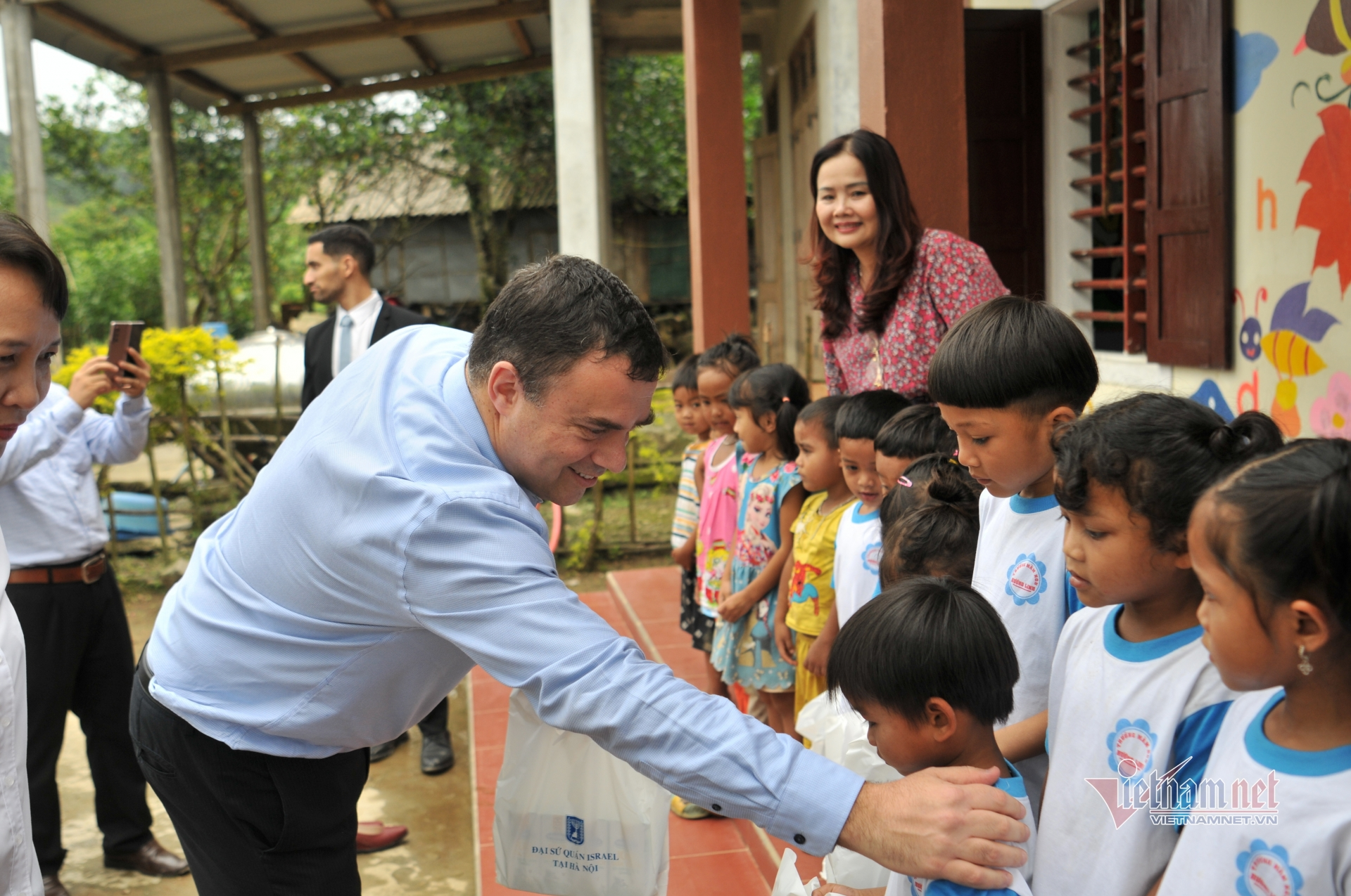 'We want to bring prosperity for Quang Tri residents', Israeli Ambassador says