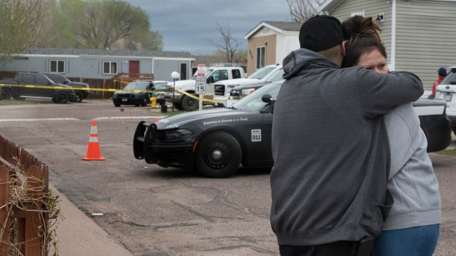 World breaking news today (May 10):  Gunman kills 6, then self, at birthday party in Colorado
