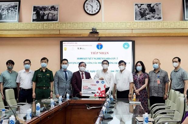 Made-in-Vietnam test kit detects different coronavirus variants