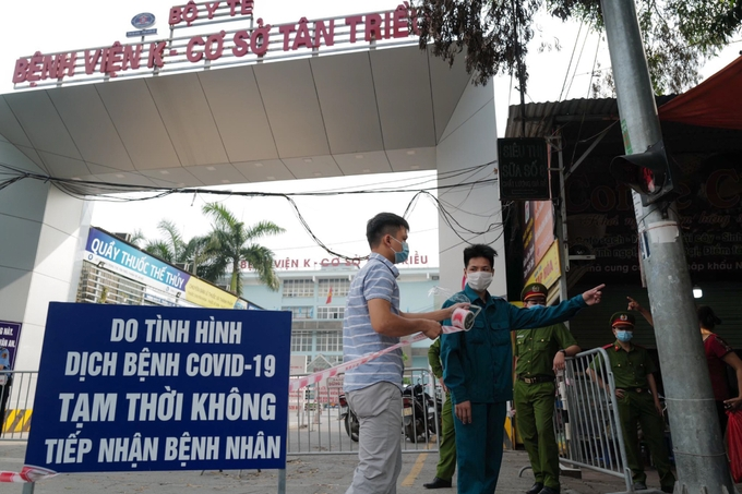 High asymptomatic Covid-19 cases challenge Vietnam's containment efforts