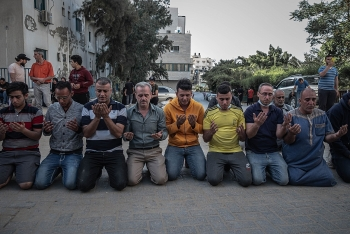 World breaking news today (May 17): Israel launches new airstrikes, Hamas continues to fire rockets
