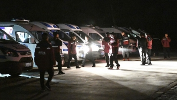 World breaking news today (May 23): 20 die in extreme weather in China cross-country race