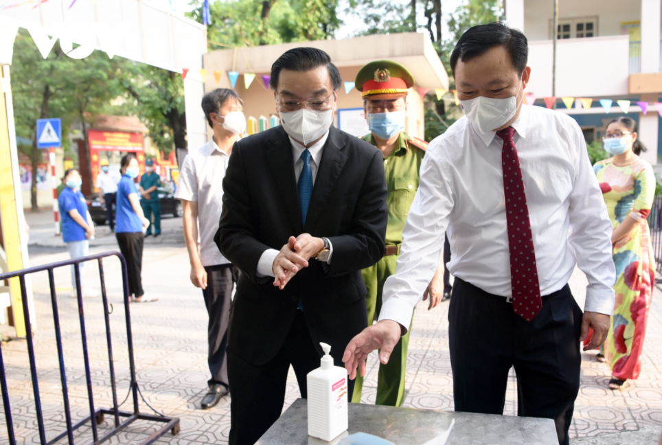 Unprecedented NA election in Vietnam amid Covid-19 pandemic