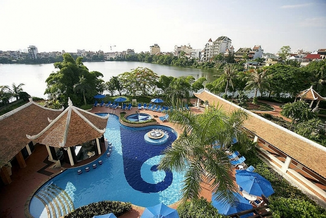 Top 10 most popular accommodations in Vietnam
