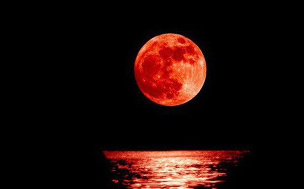Vietnam could observe super blood moon eclipse today