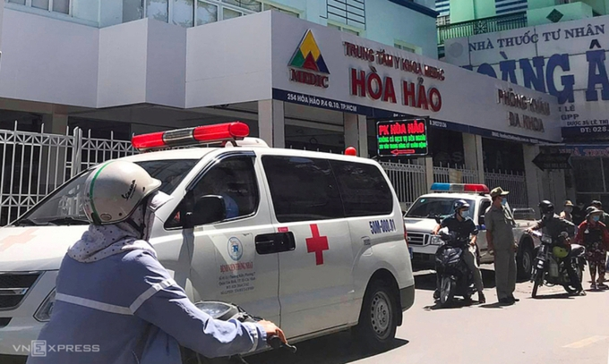 HCMC's new Covid-19 cluster linked to 16 districts