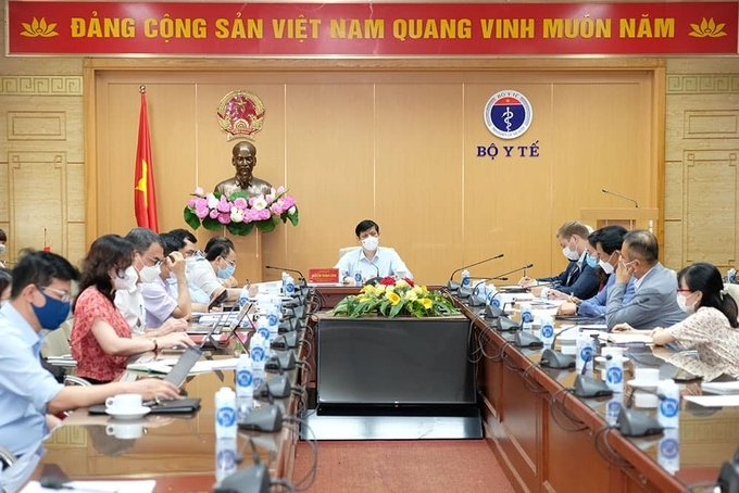 Vietnam in negotiation for Moderna Covid-19 vaccine