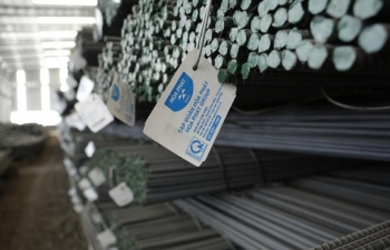 hoa phat group to export 120000 tonnes of steel billets to china