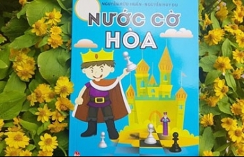 new chess book for children released on international childrens day