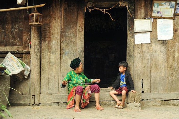 paos house a cultural and architectural attraction in ha giang province