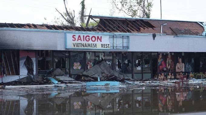 vietnamese restaurants destroyed in us protesters