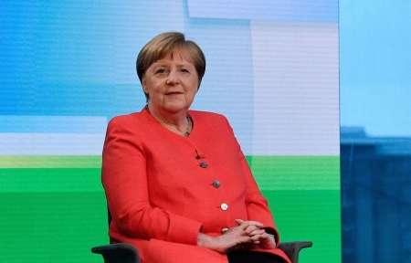 World news today: Merkel says