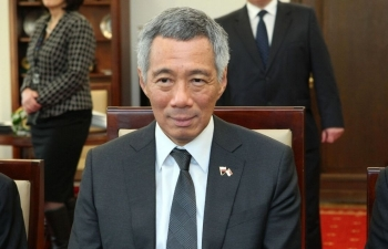 singapore pm china cant take the uss security role in southeast asia