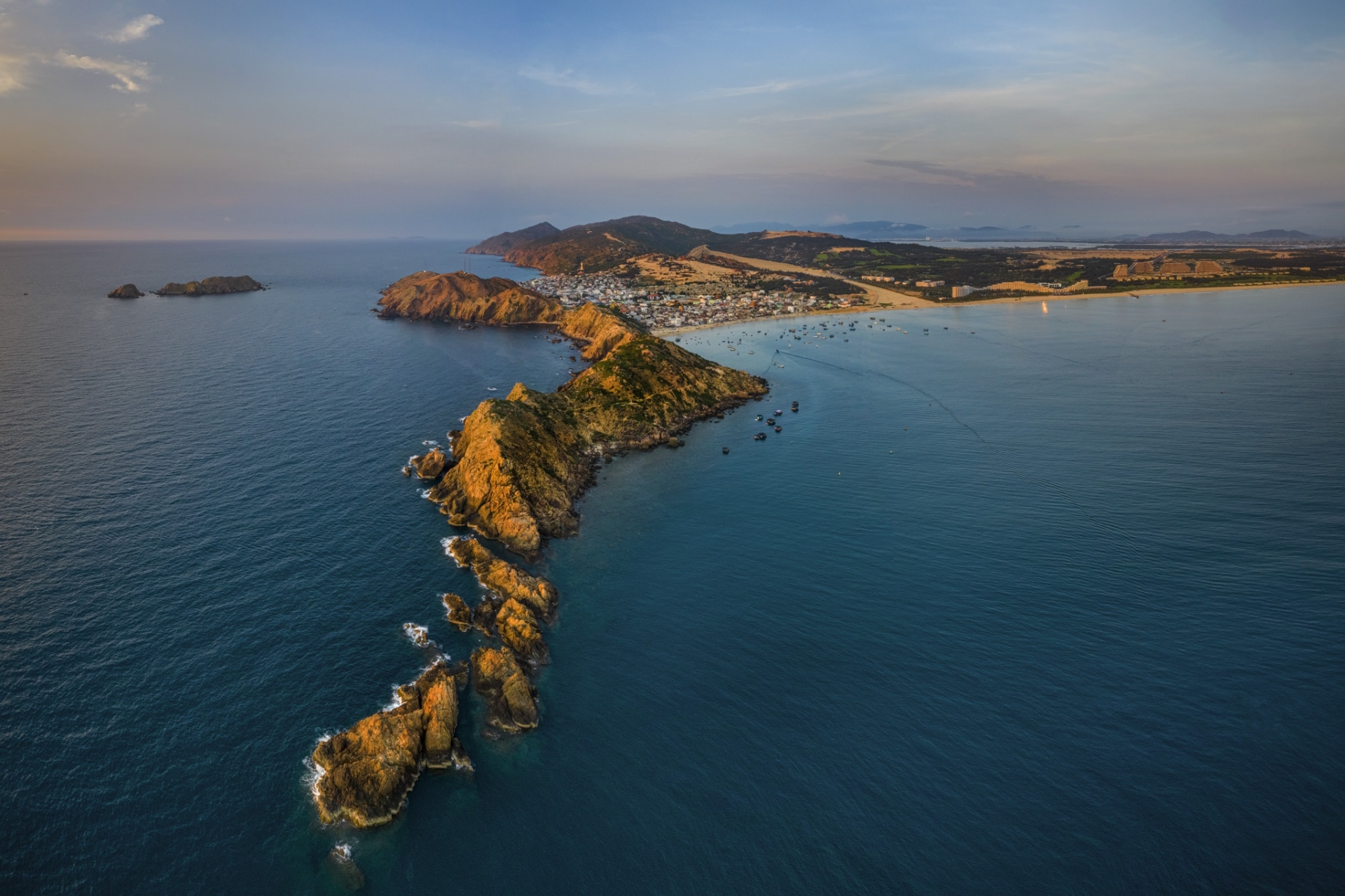 a glimpse into the wild and peaceful quy nhon