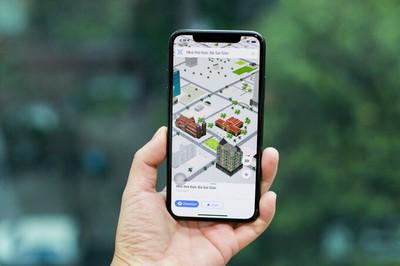 vietnams map4d development to rival google maps