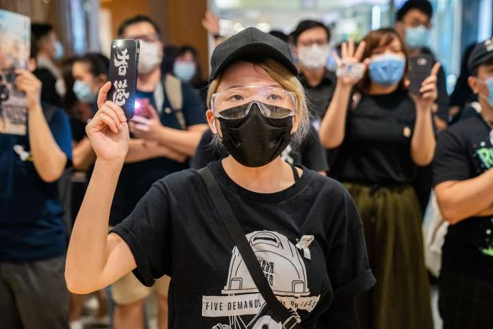 People who violate the new security law in Hong Kong could be sent to mainland for trial