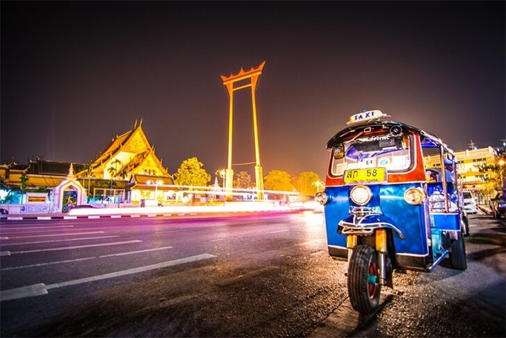 Vietnam appears to be among Thailand's travel bubble target country