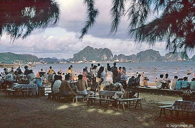 A pristine Ha Long Bay some dozen decades ago under German visitor
