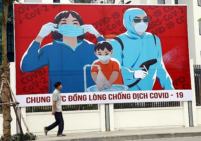 Vietnam's anti-COVID-19 'weapon': Part 3, mighty slogans