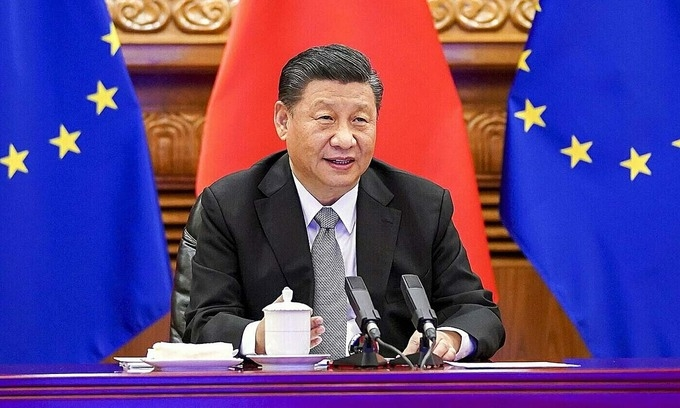 World breaking news today (June 2):  Xi Jinping wants China's image to be 'trustworthy, lovable and respectable'