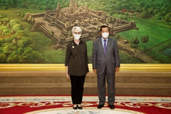 World breaking news today (June 3):  Cambodia seeks China help to modernise navy base