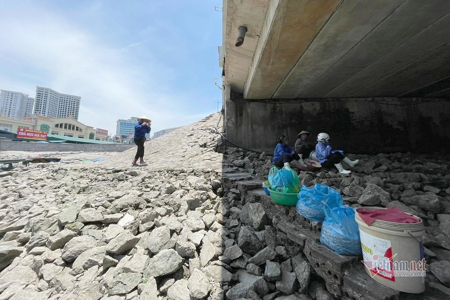 Prolonged heat wave disrupts lives in Vietnam